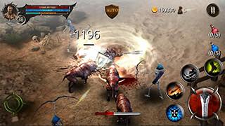 BloodWarrior скриншот 2