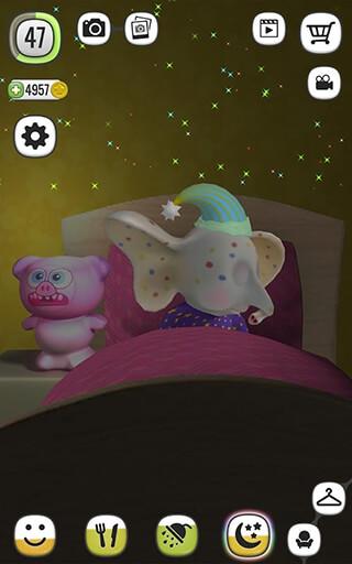 My Talking Elly: Virtual Pet скриншот 4