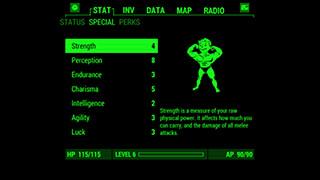 Fallout Pip-Boy скриншот 1
