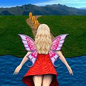 Flying Girl Runner иконка