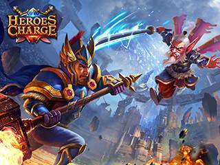 Heroes Charge скриншот 1