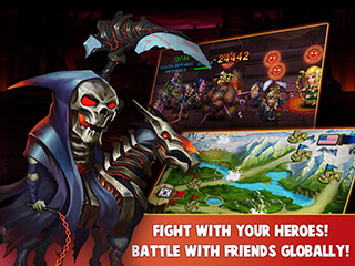 Heroes Charge скриншот 4