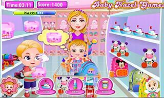 Baby Hazel: Doctor Play скриншот 3