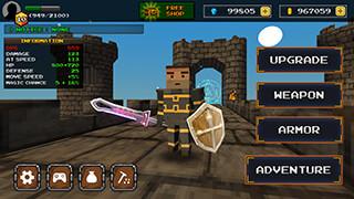 Pixel F Blade скриншот 1