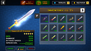 Pixel F Blade скриншот 2