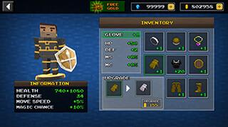 Pixel F Blade скриншот 3