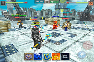 Pixelmon Hunter скриншот 1