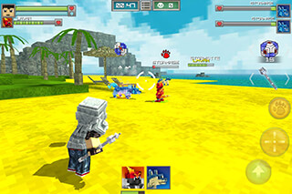 Pixelmon Hunter скриншот 2