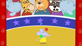 Kids Circus with Hippo скриншот 3
