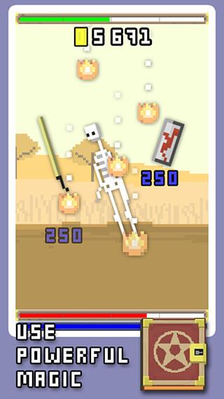 RPG Clicker скриншот 2