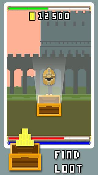 RPG Clicker скриншот 3