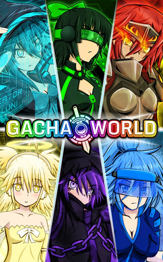 Gacha World скриншот 1