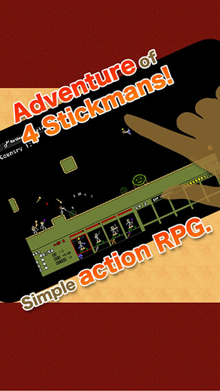Stick Ranger скриншот 1
