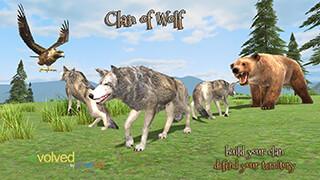 Clan of Wolf скриншот 1