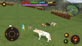 Clan of Wolf скриншот 3