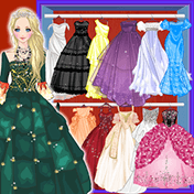 Doll Princess Prom Dress Up иконка