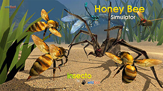 Honey Bee Simulator скриншот 2