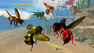 Honey Bee Simulator скриншот 3