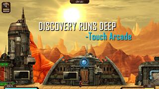 Mines of Mars: Sci-Fi Mining RPG скриншот 1