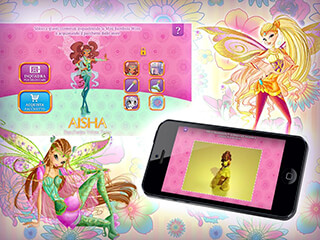 Winx: Regal Fairy скриншот 3