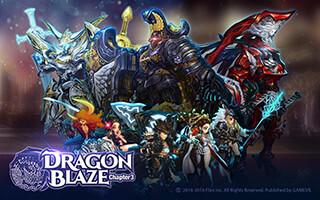 Dragon Blaze скриншот 1