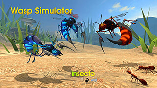 Wasp Simulator скриншот 1