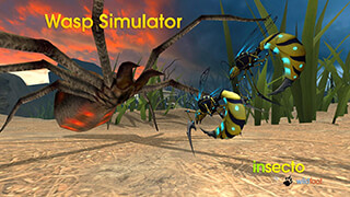 Wasp Simulator скриншот 2