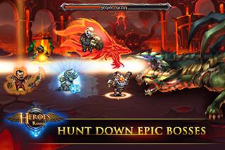 Heroes: Reborn скриншот 1