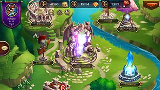 Heroes: Reborn скриншот 2