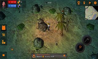 Zombie Raiders Beta скриншот 2