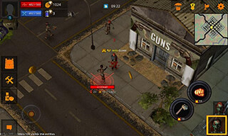 Zombie Raiders Beta скриншот 4