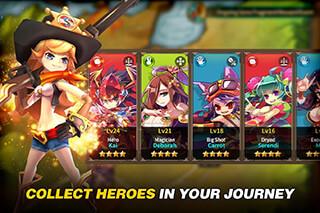 Fantasy War: Tactics скриншот 3