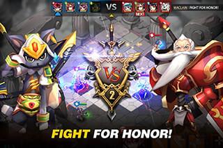 Fantasy War: Tactics скриншот 4