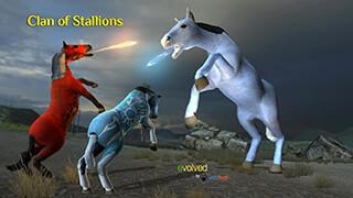Clan of Stallions скриншот 1