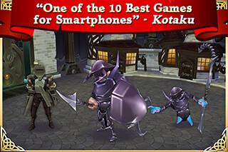Arcane Legends: MMO-Action RPG скриншот 2