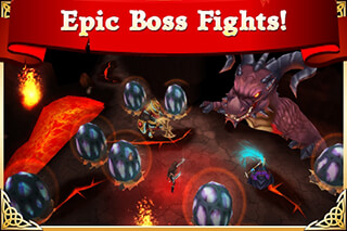 Arcane Legends: MMO-Action RPG скриншот 3