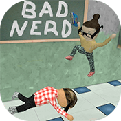Bad Nerd: Open World RPG иконка