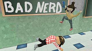 Bad Nerd: Open World RPG скриншот 1