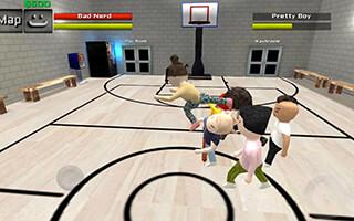 Bad Nerd: Open World RPG скриншот 3