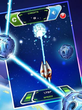 Galaxy Raid скриншот 2