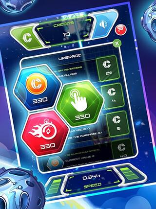 Galaxy Raid скриншот 3