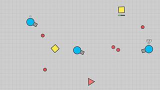 Diep: Танки IO скриншот 2