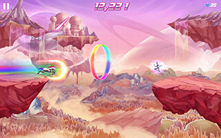 Robot Unicorn Attack 2 скриншот 2