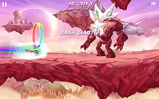 Robot Unicorn Attack 2 скриншот 4