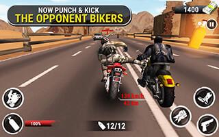 Highway Stunt Bike Riders скриншот 3