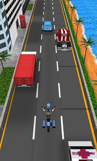 Moto Racer скриншот 1