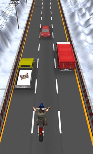 Moto Racer скриншот 2