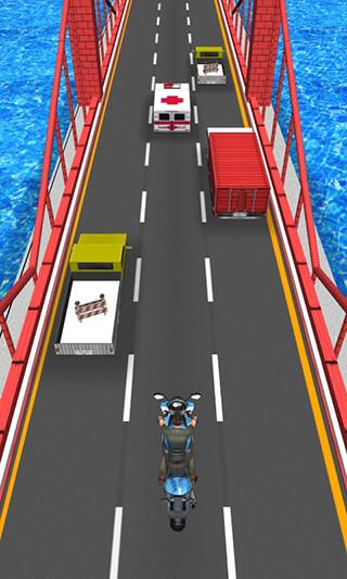Moto Racer скриншот 3