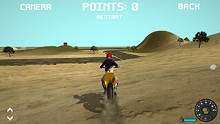 Motocross Motorbike Simulator скриншот 1