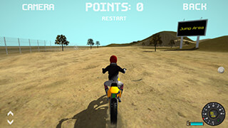 Motocross Motorbike Simulator скриншот 2